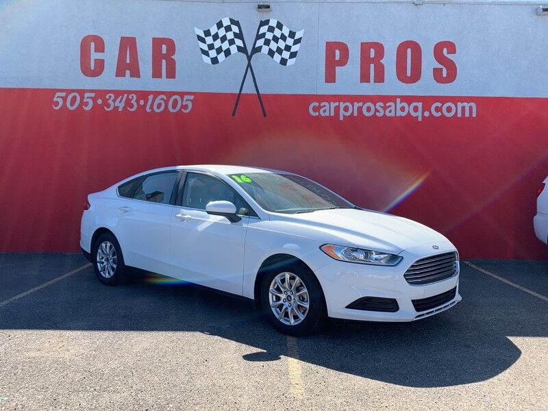 2016 Ford Fusion S Albuquerque NM