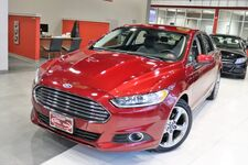 2016 Ford Fusion S Appearance Rear Spoiler 18 inch Wheels Backup Camera 1 Owner