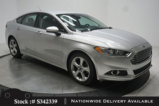 2016_Ford_Fusion_S BACK-UP CAMERA,18N WHLS,BTOOTH_ Plano TX
