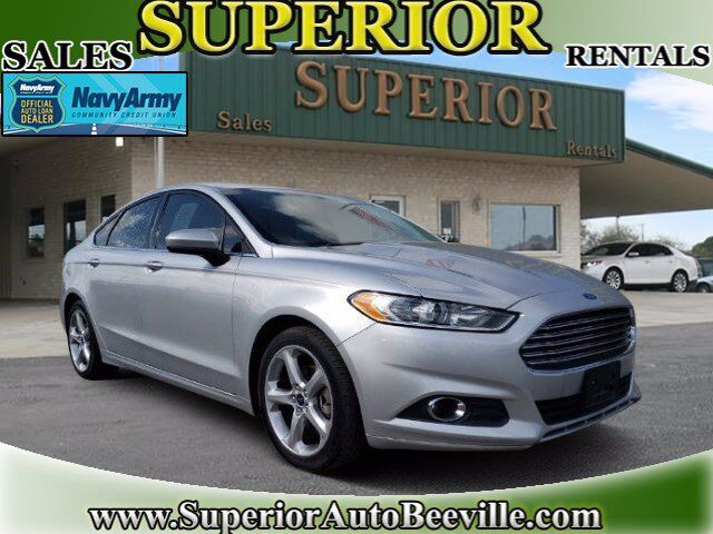 2016 Ford Fusion S Beeville TX