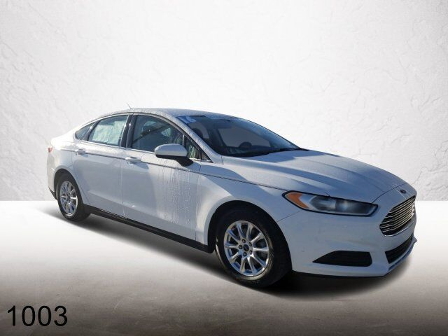 2016 Ford Fusion S Belleview FL