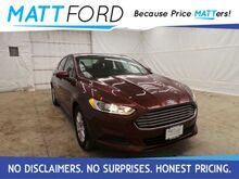 2016_Ford_Fusion_S_ Kansas City MO