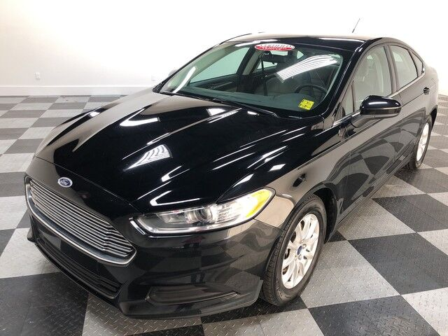 2016 Ford Fusion S Chattanooga TN