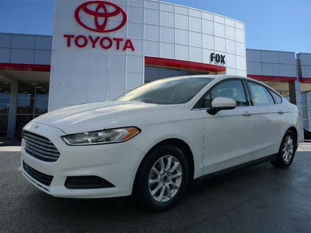 2016 Ford Fusion S Clinton TN