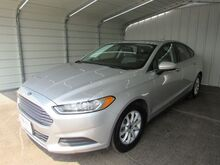 2016_Ford_Fusion_S_ Dallas TX
