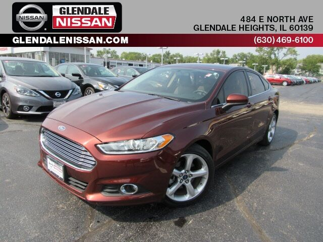 2016 Ford Fusion S Glendale Heights IL