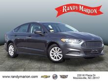 2016_Ford_Fusion_S_ Hickory NC