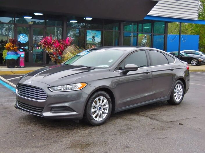 2016 Ford Fusion S Jacksonville FL