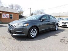 2016_Ford_Fusion_S_ Kernersville NC