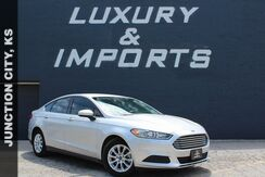 2016_Ford_Fusion_S_ Leavenworth KS