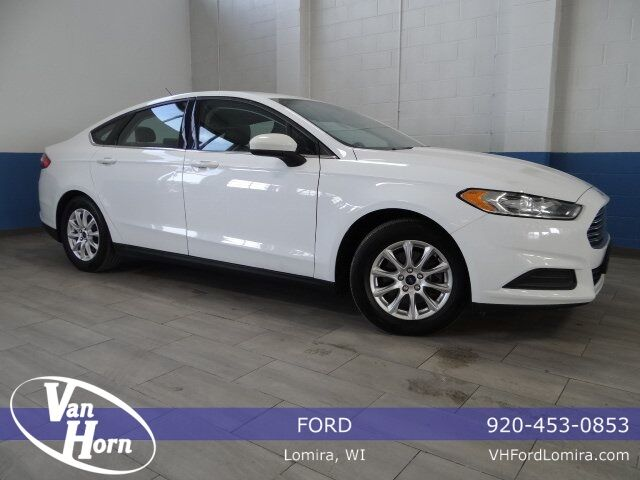 2016 Ford Fusion S Milwaukee WI