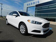 2016_Ford_Fusion_S_ Newport AR