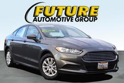 2016_Ford_Fusion_S_ Roseville CA
