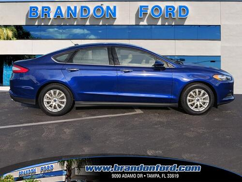 2016 Ford Fusion S Tampa FL