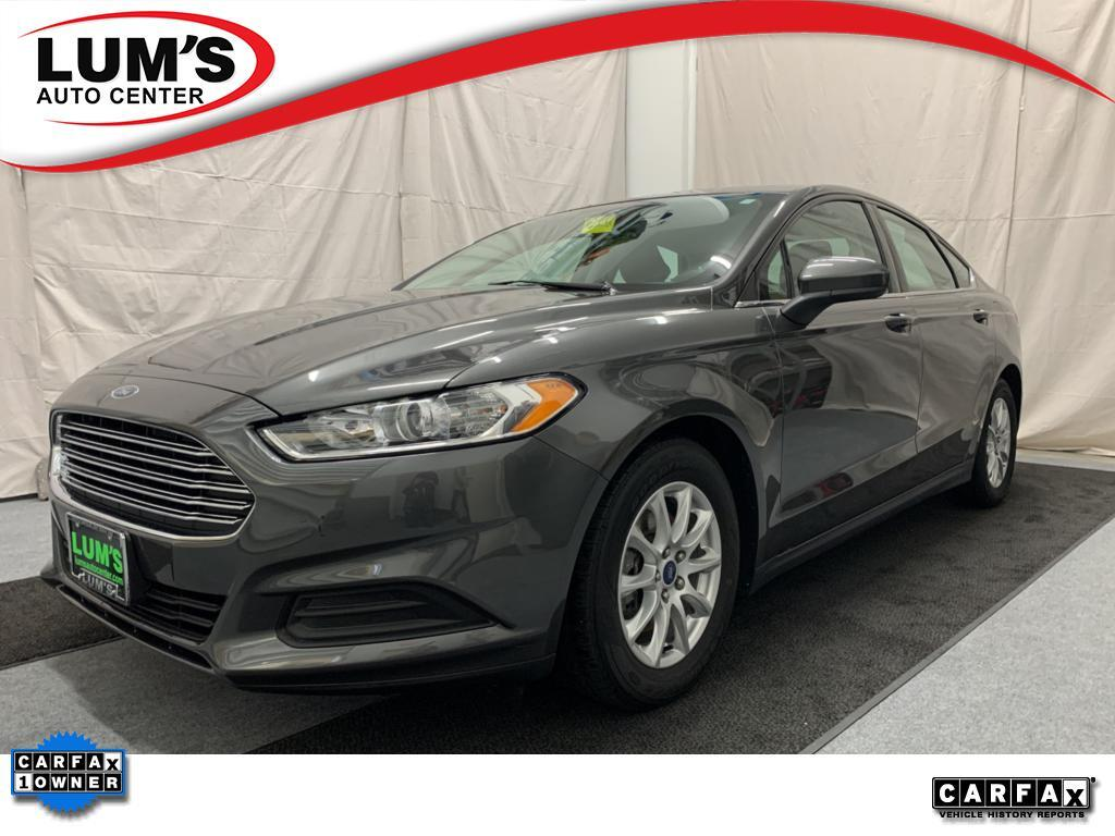 2016 Ford Fusion S Warrenton OR