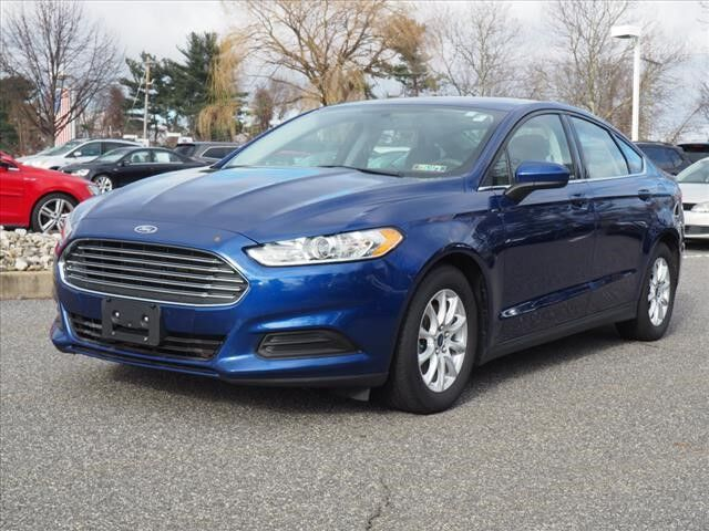 2016 Ford Fusion S West Chester PA