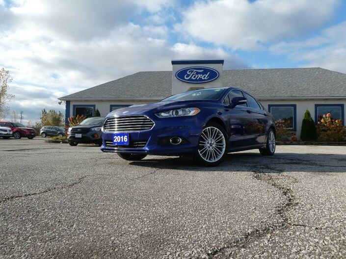 2016 Ford Fusion SALE PENDING Essex ON