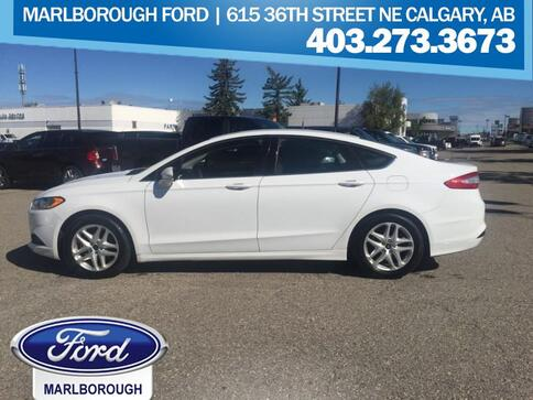 2016_Ford_Fusion_SE  - Certified - Bluetooth -  SiriusXM_ Calgary AB