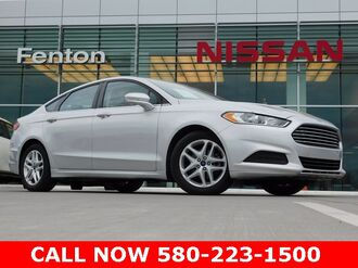 2016_Ford_Fusion_SE_ Ardmore OK