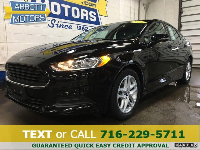 2016 Ford Fusion SE 1-Owner w/Low Miles Buffalo NY