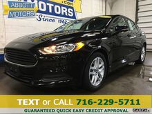 2016_Ford_Fusion_SE 1-Owner w/Low Miles_ Buffalo NY