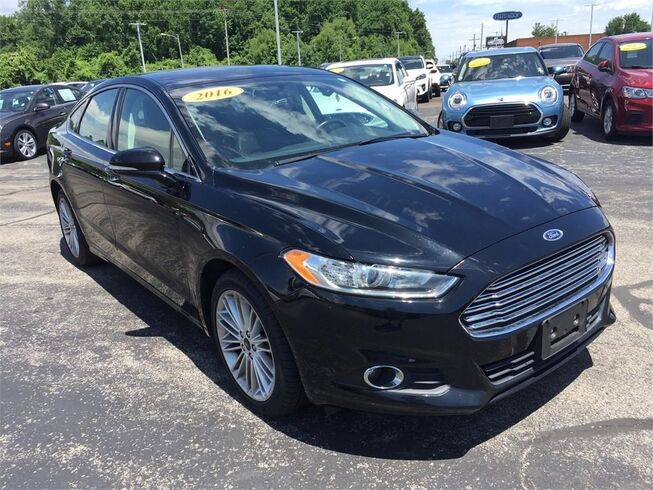 2016 Ford Fusion SE AWD Evansville IN