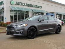 2016_Ford_Fusion_SE AWD NAV, SUNROOF, HTD SEATS, BACKUP CAM, BLUETOOTH, SAT RADIO, AUX INPUT, LEATHER_ Plano TX