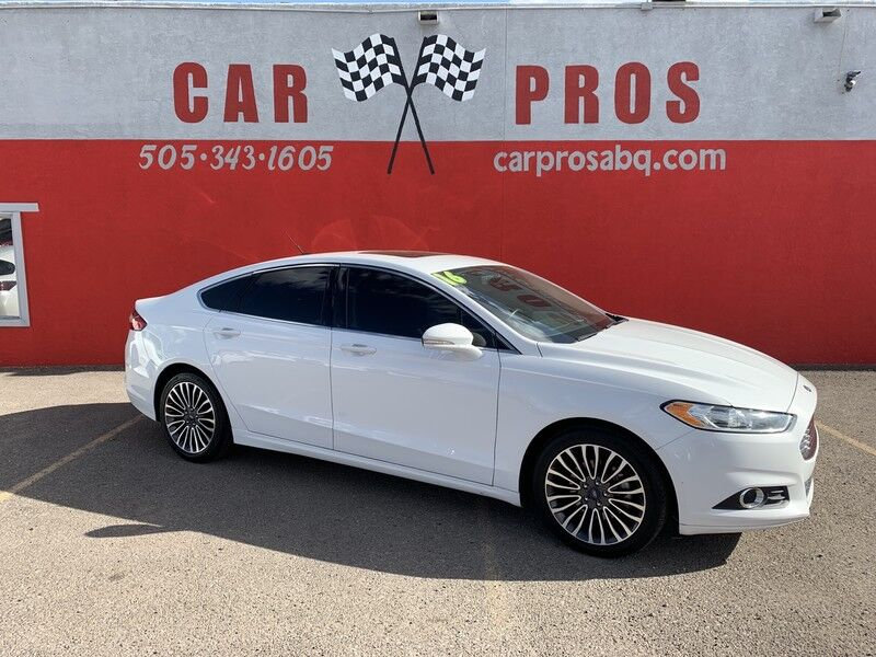 2016 Ford Fusion SE Albuquerque NM