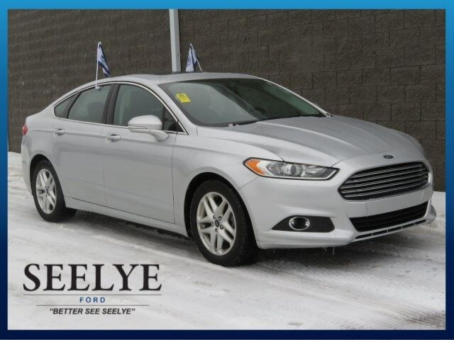 2016 Ford Fusion SE Battle Creek MI