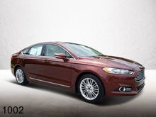 2016_Ford_Fusion_SE_ Belleview FL