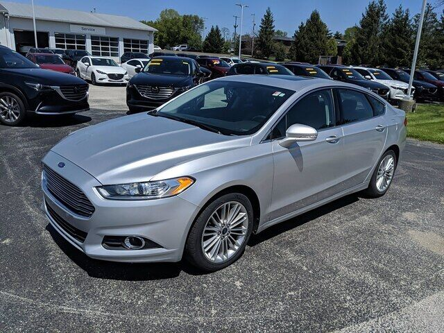 2016 Ford Fusion SE Bloomington IN