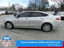 2016_Ford_Fusion_SE_ Brownsville TN