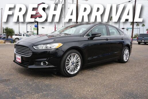2016 Ford Fusion SE Brownsville TX