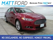 2016_Ford_Fusion_SE_ Kansas City MO
