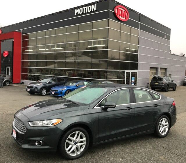 2016 Ford Fusion SE Hackettstown NJ
