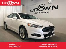 2016_Ford_Fusion_SE *CLEARANCE PRICING*_ Winnipeg MB