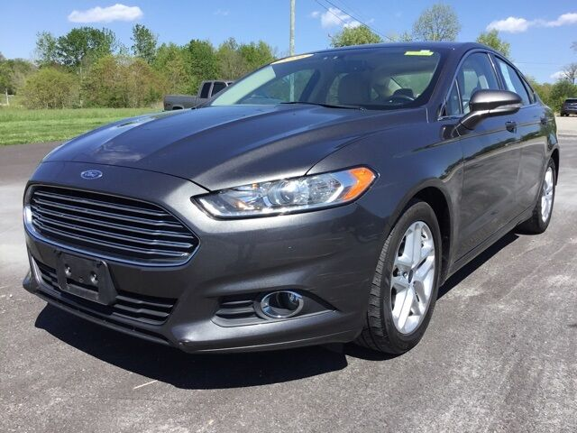2016 Ford Fusion SE Campbellsville KY