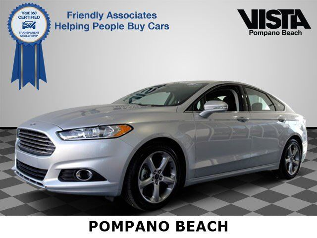 2016 Ford Fusion SE Coconut Creek FL