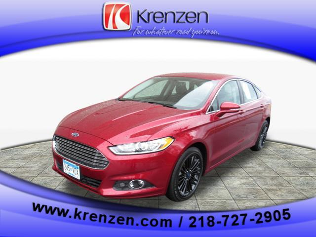 2016 Ford Fusion SE Duluth MN