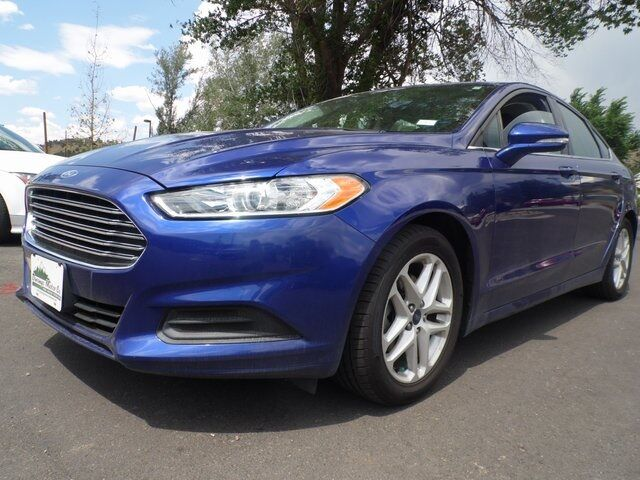 2016 Ford Fusion SE Durango CO