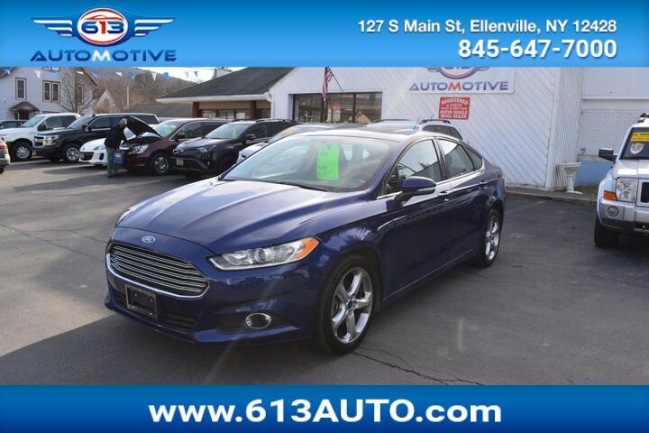 2016 Ford Fusion SE Ulster County NY
