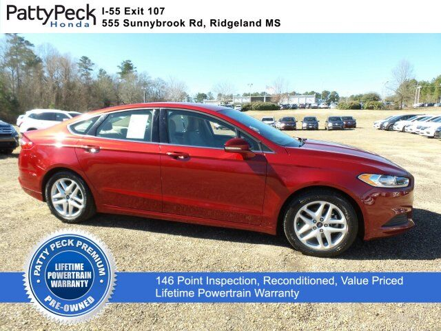 2016 Ford Fusion SE FWD Jackson MS