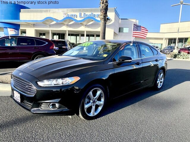 2016 Ford Fusion SE FWD Salinas CA