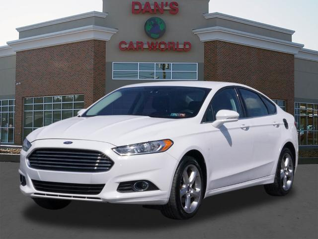 2016 Ford Fusion SE Bridgeport WV