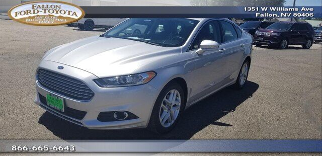 2016 Ford Fusion SE Fallon NV