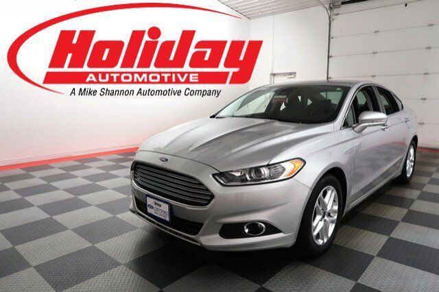 Vehicle Details 2016 Ford Fusion At Holiday Automotive