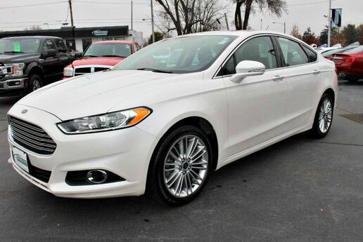 2016 Ford Fusion SE Fort Wayne Auburn and Kendallville IN