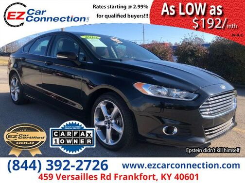 2016_Ford_Fusion_SE_ Frankfort KY