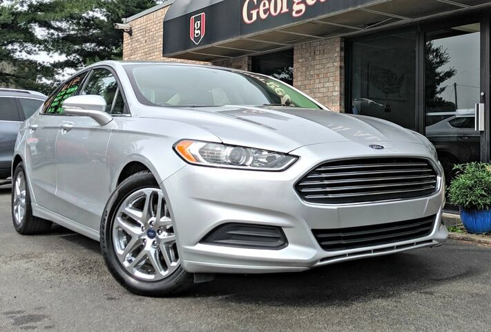 2016 Ford Fusion SE Georgetown KY