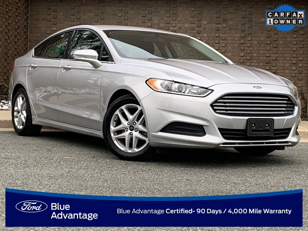 2016 Ford Fusion SE Gaithersburg MD